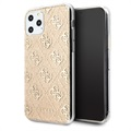 Coque iPhone 11 Pro Max Guess 4G Glitter Collection