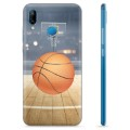 Coque Huawei P20 Lite en TPU - Basket-ball