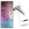 Samsung Galaxy Note10+ Tempered Glass Screen Protector with UV Light
