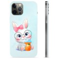 Coque iPhone 12 Pro Max en TPU - Lapin