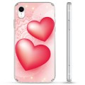 Coque Hybride iPhone XR - Love